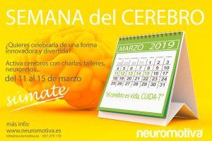 Semana del Cerebro – 2019