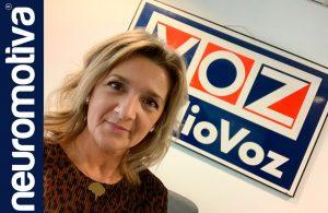 Entrevista Mar Sánchez Radio Voz