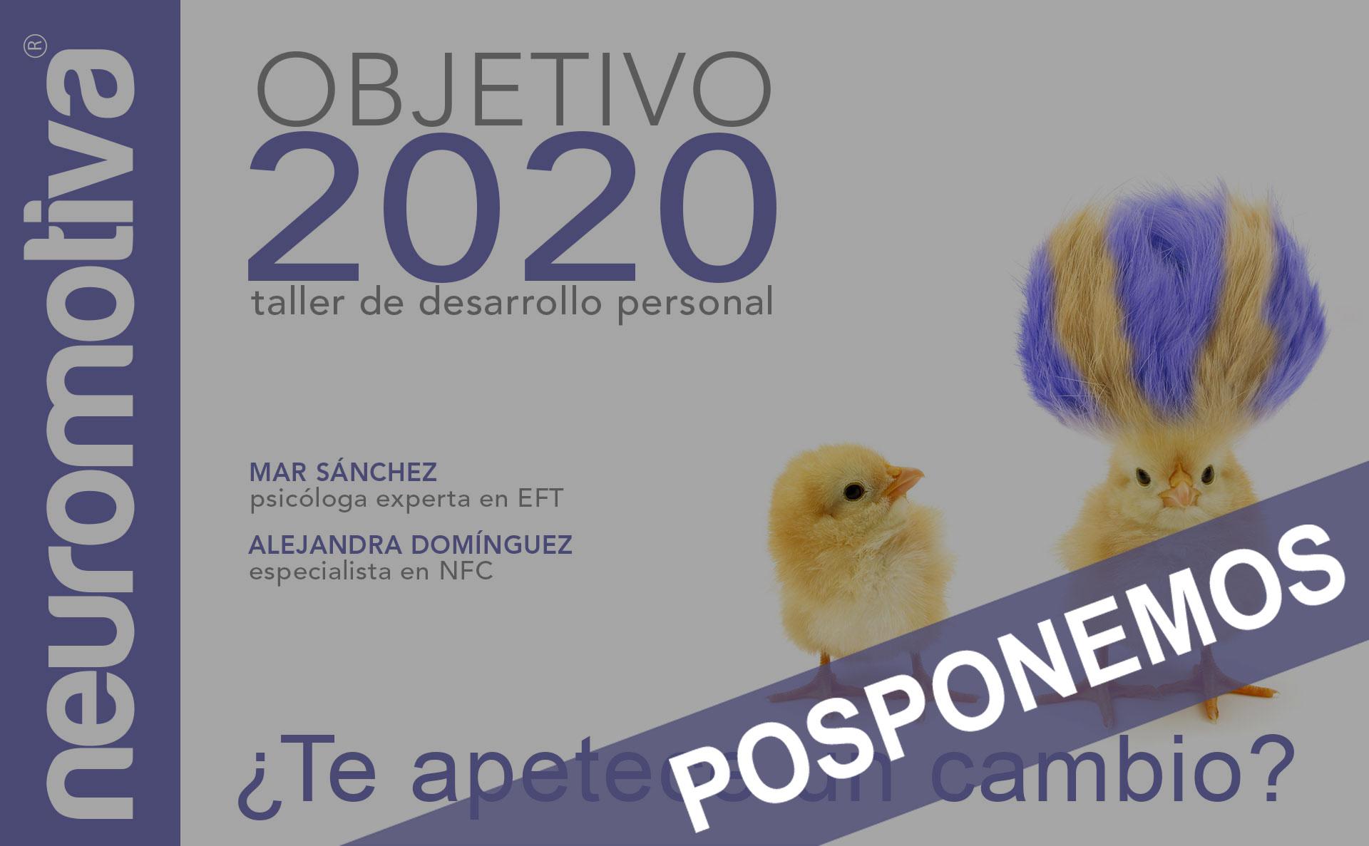 TALLER-OBJETIVO-2020-POSPONEMOS